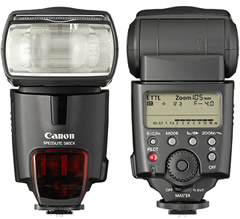 Canon 580EX II Speedlite Flash Image