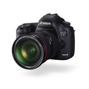 Canon 5D Mark III (Body Only) Image