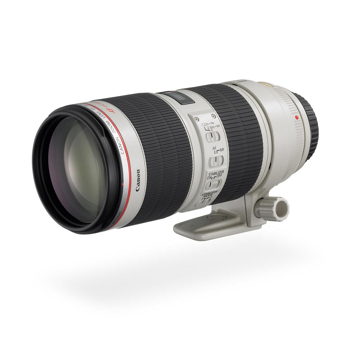Canon 70-200 f2.8L IS Mk II Zoom Image
