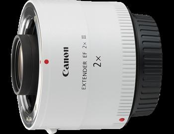Canon EF 2X Extender Mk III Image