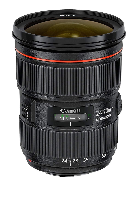 Canon 24-70 f2.8L Mk I Zoom Image
