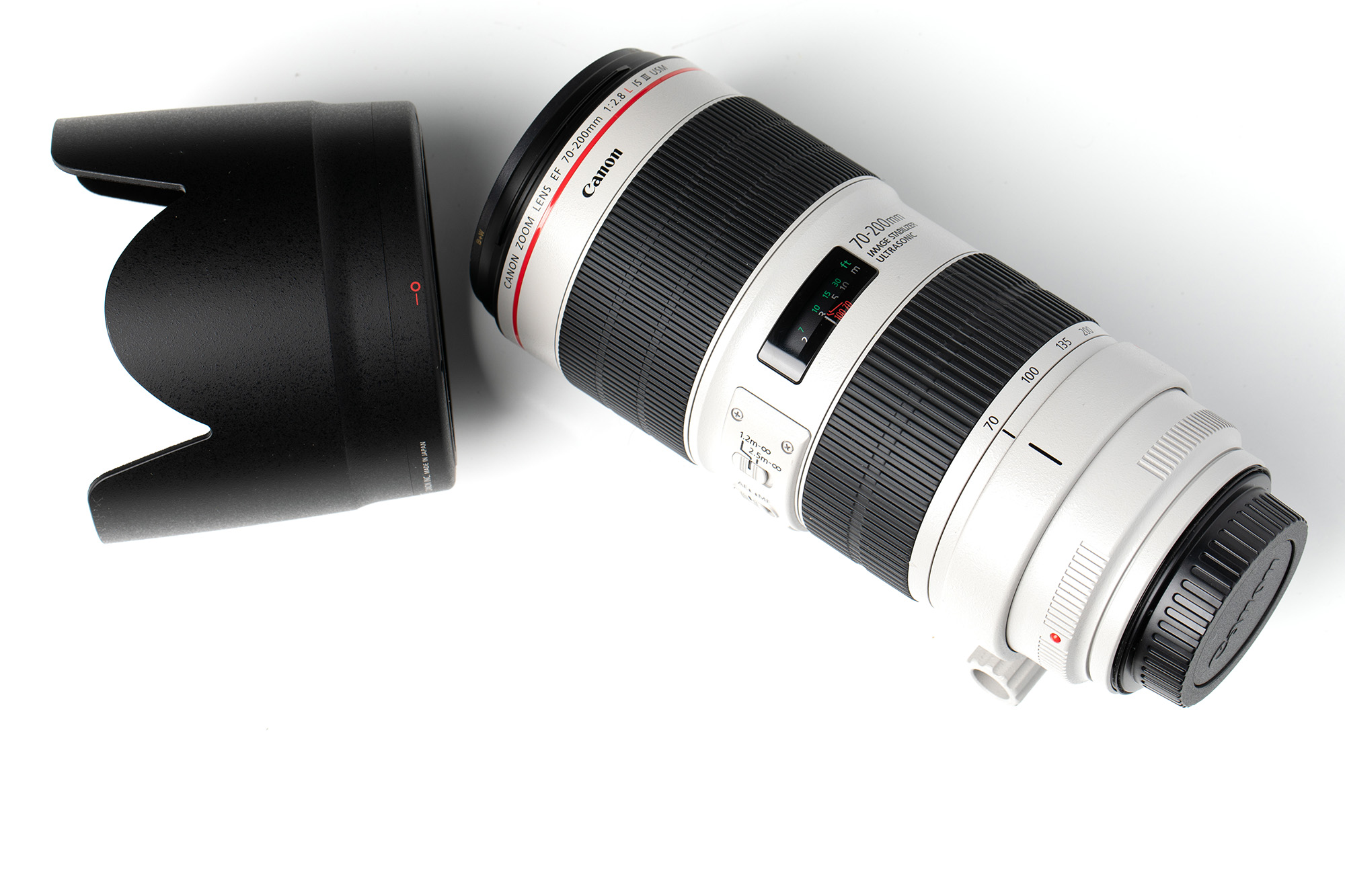 Canon 70-200 f2.8L IS Mk III Zoom Image