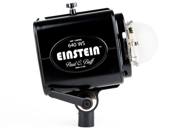 Einstein 640 watt lighting (Set of 4 heads) Image
