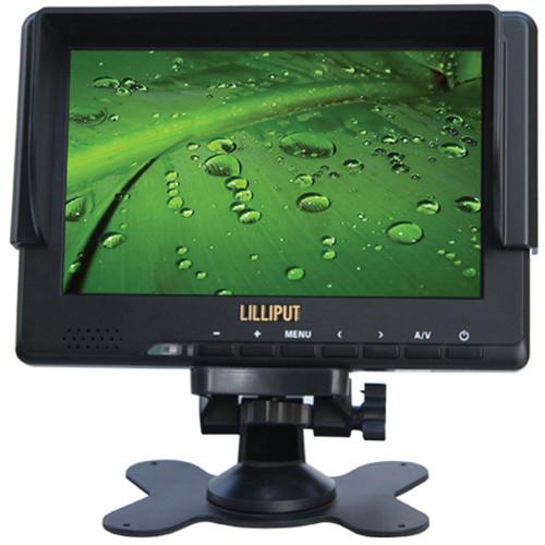 Lilliput 667 7 Inch Monitor Image