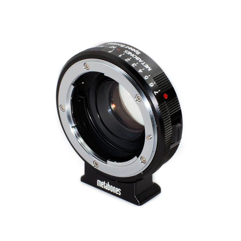 Metabones Speedbooster (Nikon G -MFT mount) Image