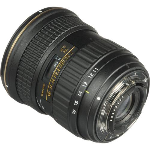 Tokina 11-16mm SD f2.8 APSC Lens (Nikon mount) Image