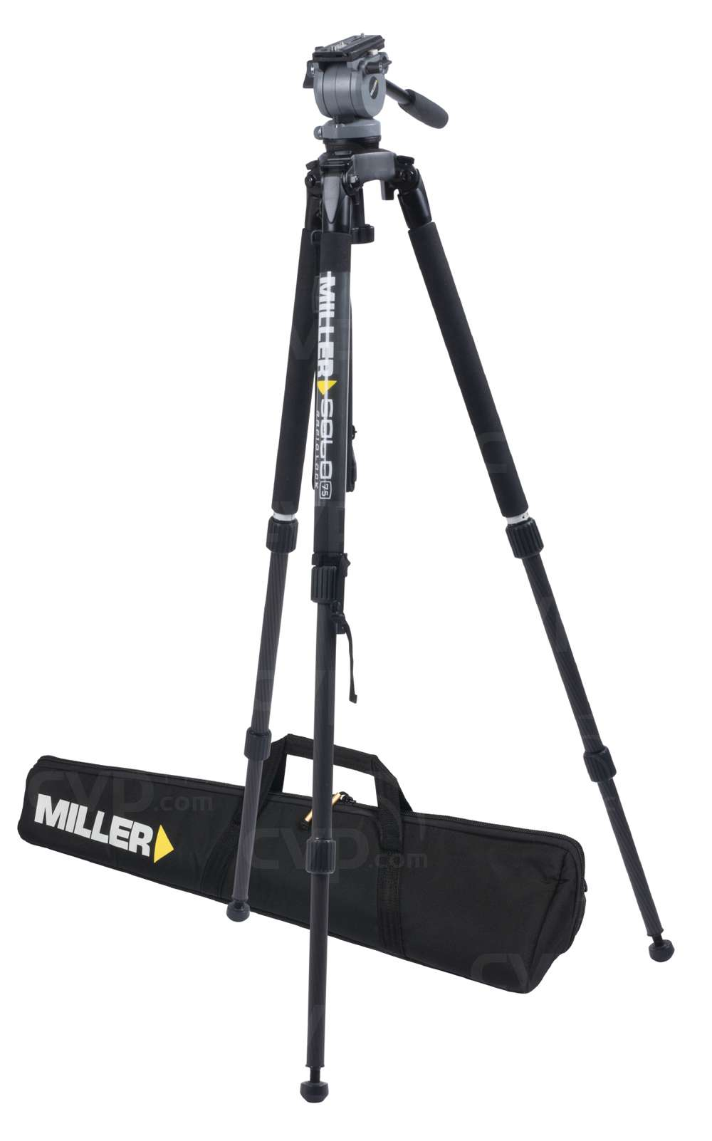 Miller CAT1637 DS5 Professional Video Tripod Image