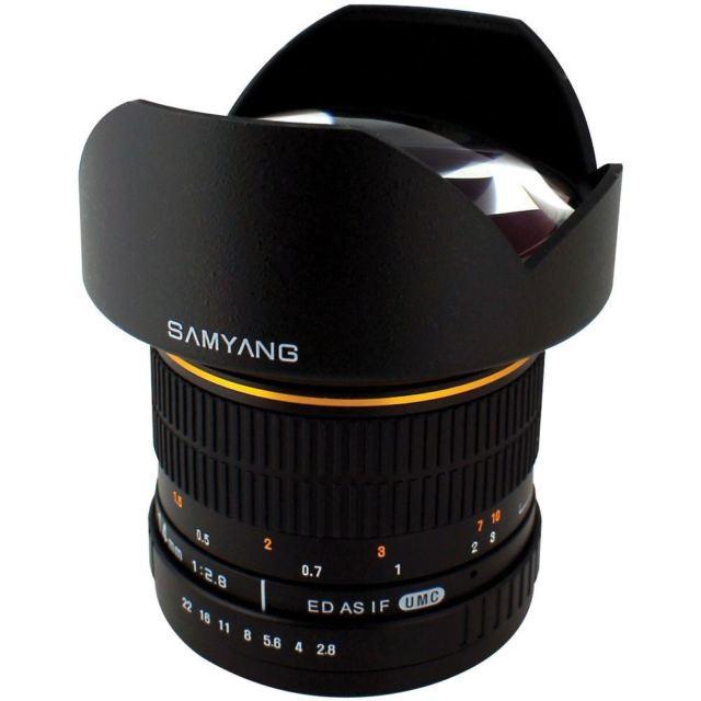 Samyang 14mm f2.8 Prime (Nikon mount) Image