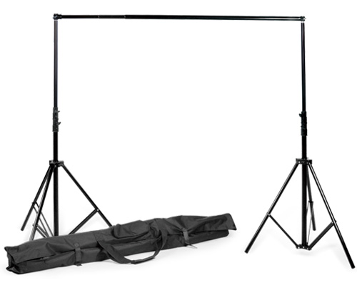 Studio Backdrop Kit (includes single backdrop) Image