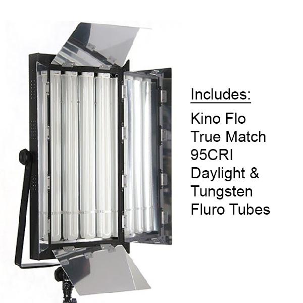 LightPro 4 Bank Fluorescent Light Image