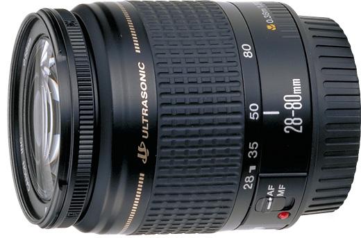 Canon EF 28-80mm f3.5-5.6 IV USM Image