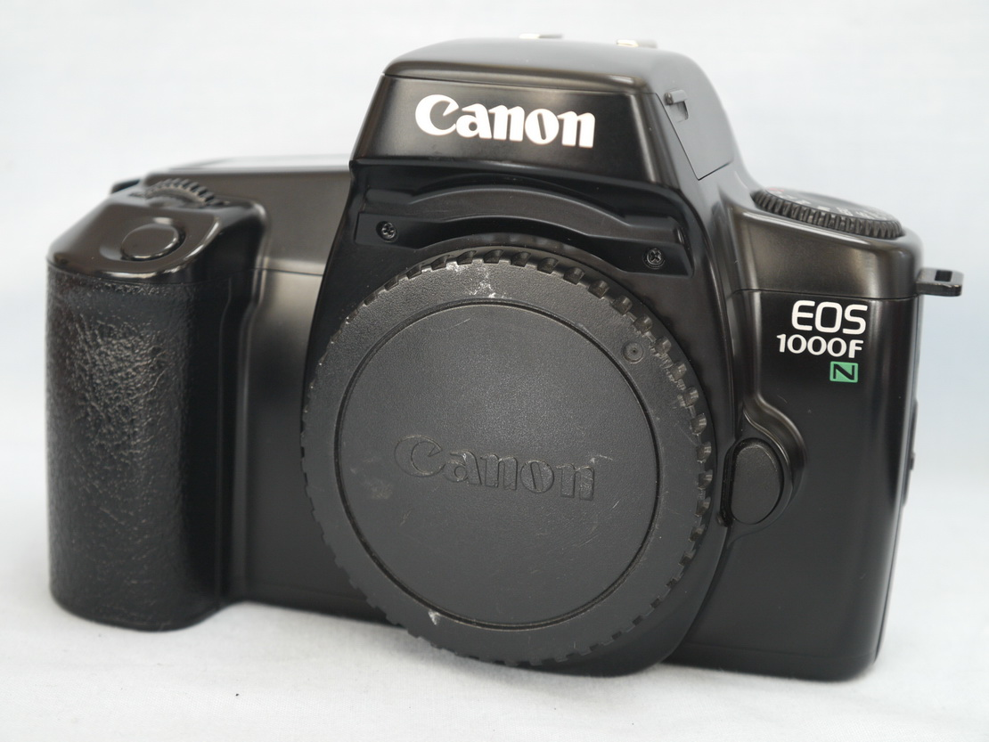 Canon EOS 1000FN Film Camera Body Image