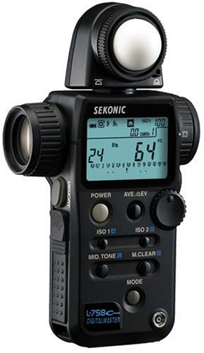 Sekonic L-758Cine Light Meter Image