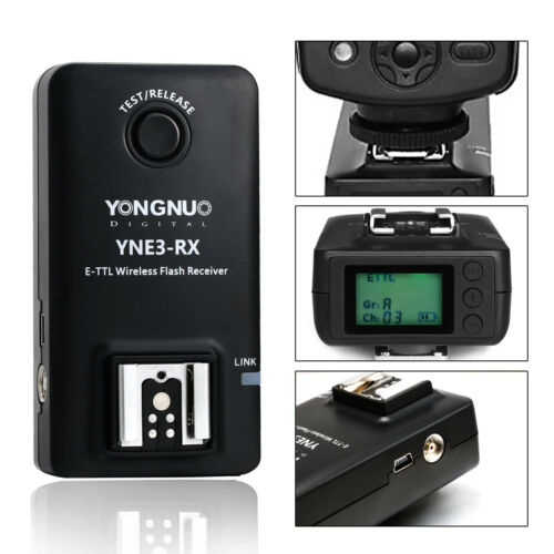 Yongnuo YNE3-RX Wireless Flash Receiver (for 580EX II) Image