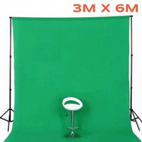 Green Chroma Key Muslin (Backdrop Only) Image