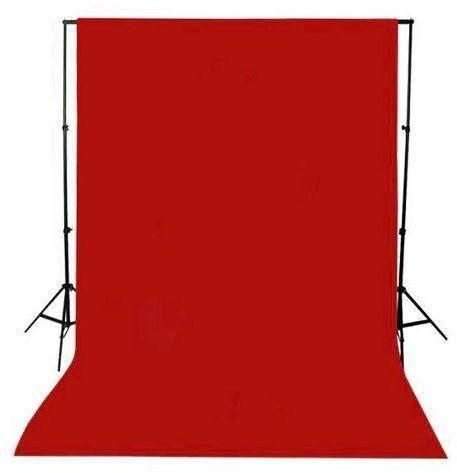 Red Muslin Backdrop (Backdrop Only) Image