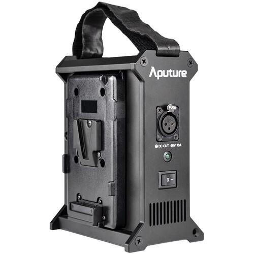 Aputure 2-Bay Power Station 48v (V-Lock) Image